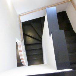 茅野市T様邸 階段