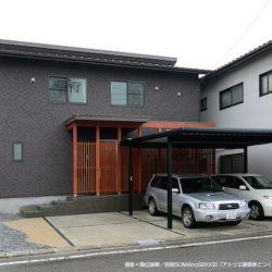 愛知県S様邸階段1