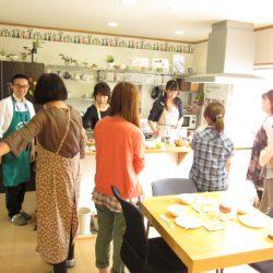 ショールームお料理教室 お料理教室2