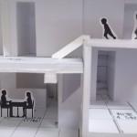 住宅模型-1.2階(茅野市O・N様邸)