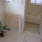 茅野市K.Y様邸 白を基調に清潔感のある洗面室