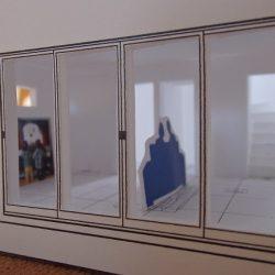 住宅模型-LDK(茅野市K・S様邸)