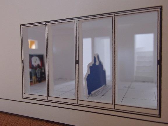 住宅模型(茅野市K・S様邸)