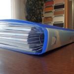 設備の取扱説明書をファイル1冊にまとめました