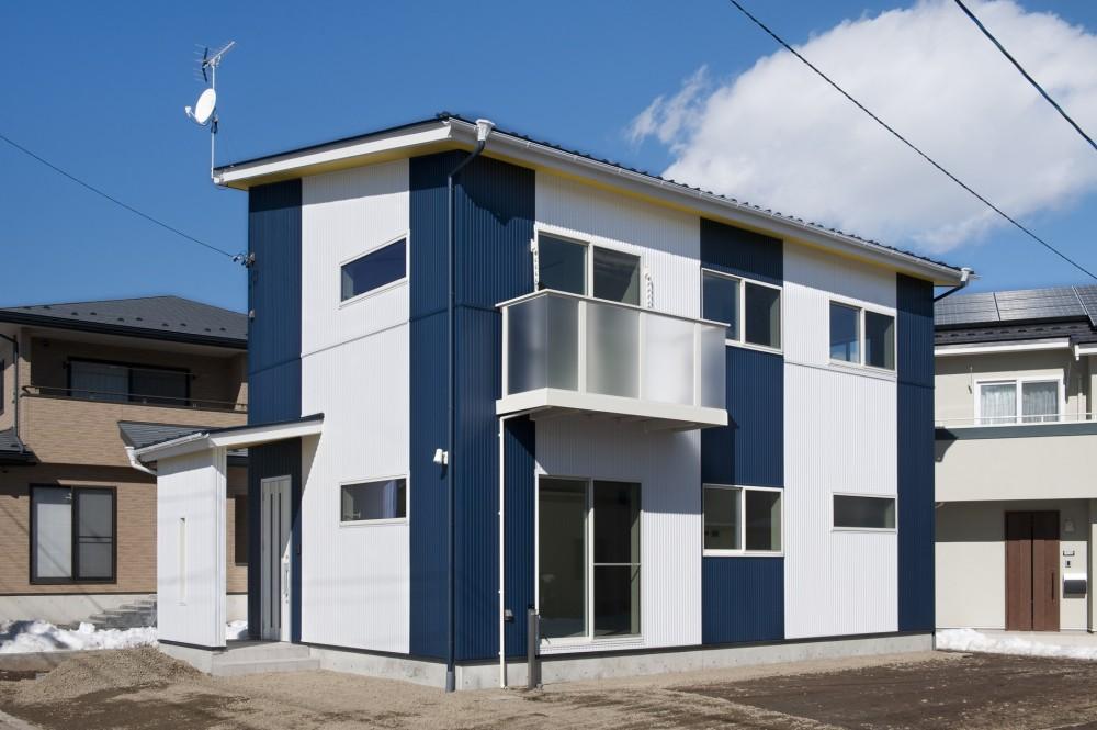 ブリスライフ 新築施工実例