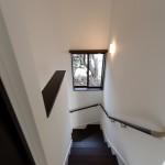 リビング階段 コンパクトハウス fn01