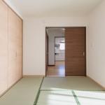 両親同居 和室 建替え住宅 諏訪K様邸