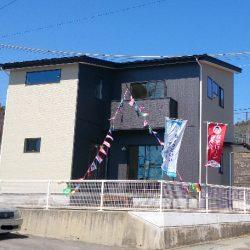 岡谷市 コンパクトハウス