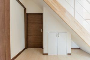 平屋暮らし 茅野市O様邸 自由設計のコンパクトハウス-2