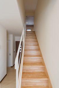 自由設計コンパクトハウス 平屋 ロフト階段 茅野市O様邸