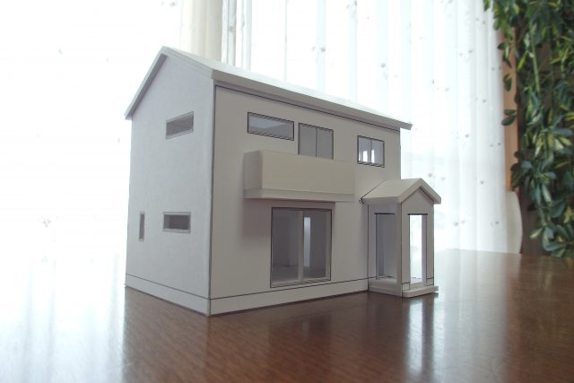 住宅模型02