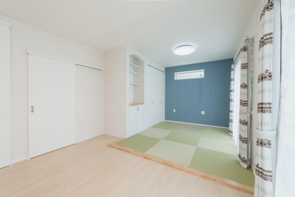 新築 茅野 コンパクトハウス OY-和室