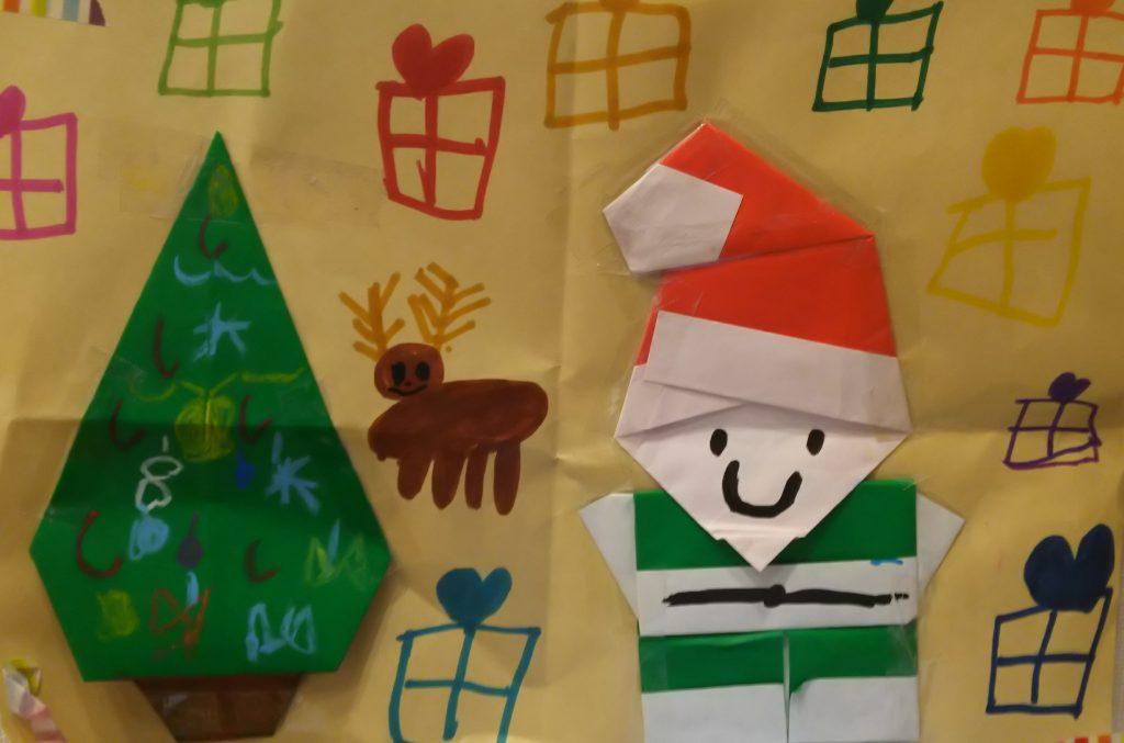 サンタ 園児クリスマス