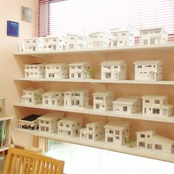 茅野市 模型 新築