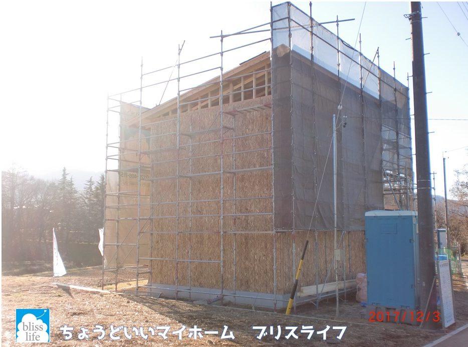 茅野市 新築 構造