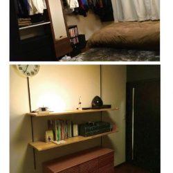茅野市k様邸新築2F個室のこだわり