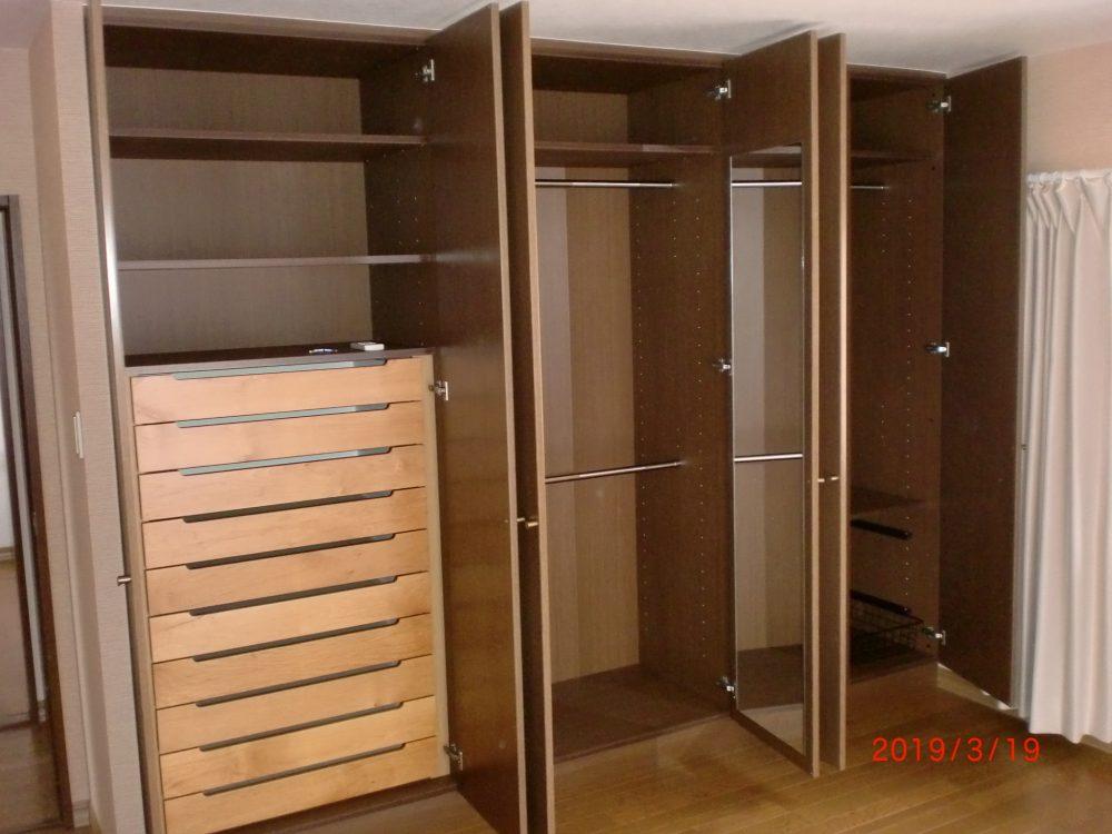 2F洋室 収納